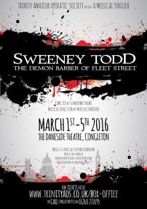 Sweeney Poster - V1