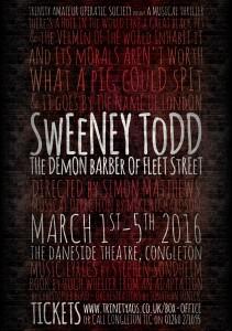 Sweeney Poster - V2
